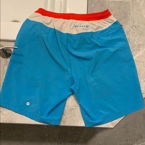 """Birddogs """"Jockey Rockets"""" shorts"""